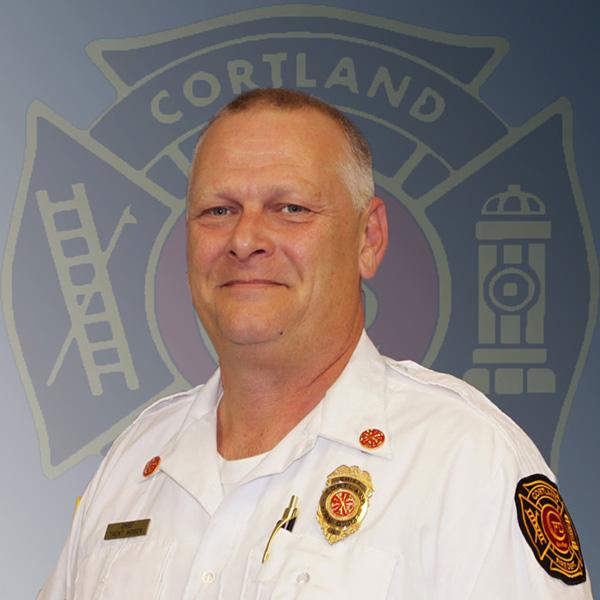 Trent Moser: Chief/Paramedic