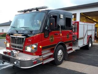 Cortland Fire Department Squad 30